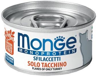 Monge Monoprotein Flakes Only Turkey 80g