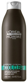 L´Oreal Paris Homme Cool Clear Shampoo 250ml