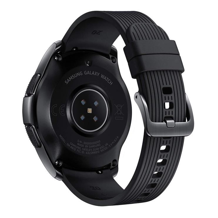Išmanusis laikrodis Samsung Galaxy, 42 mm, juodas