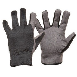 DD Synthetic Leather Gloves With Nylon Palm 8