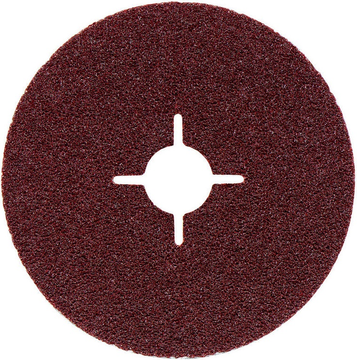 Šlifavimo diskas Metabo, P180, 125 mm, 1 vnt.