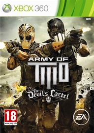 Army Of Two The Devils Cartel Xbox 360