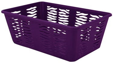 BranQ Basket Zebra2 Purple