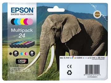 Epson Ink Cartridge For Epson 6-colors 29.1ml