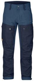Fjall Raven Keb Trousers Long Blue 56