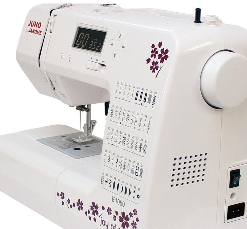 Siuvimo mašina Janome Juno E1050