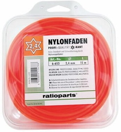Ratioparts Hex Alu-Cut Spool 15m