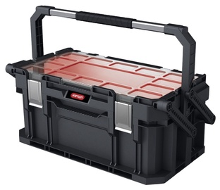 """Keter Cantilever Toolbox 22"""" 56.5x31.7x25.1cm Black"""