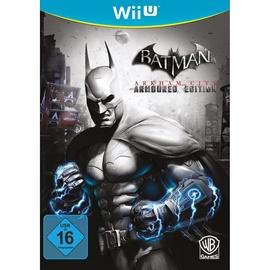 Batman Arkham City Armoured Edition WiiU