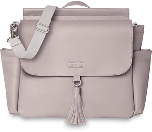 SkipHop Greenwich Convertible Backpack Grey