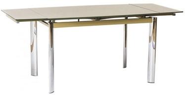 Signal Meble Table GD-020 Dark Beige
