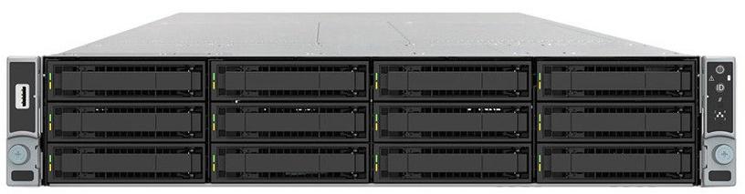 Intel® Server System Wolf Pass R2312WFTZS