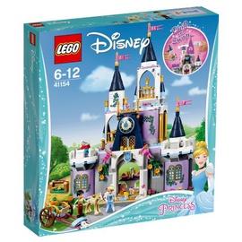 Konstruktors LEGO Disney Princess Cinderella's Dream Castle 41154