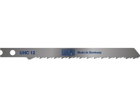 Asmeņu komplekts finierzāģim Wilpu UHC 12 /A5035, 5gab.