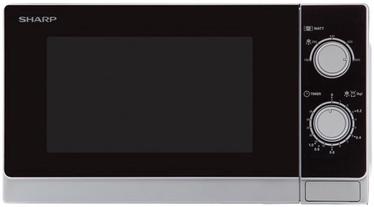 Mikroviļņu krāsns Sharp R200INW 20l, 800W