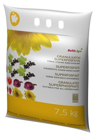 Granulēts superfosfāts Baltic Agro, 7,5kg