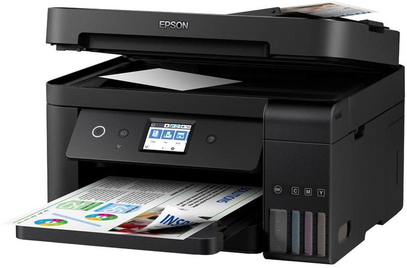 Многофункциональный принтер Epson L6190 C11CG19402, струйный, цветной