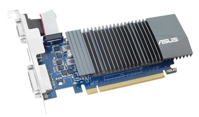 Asus GeForce GT710 1GB GDDR5 PCIE GT710-SL-1GD5-BRK