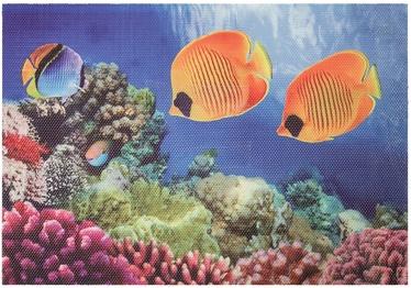 Home4you Textiline 30x45cm Fish
