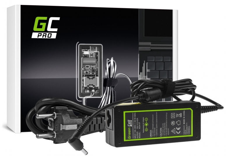 Green Cell Pro Charger For Asus 19V 3.42A 65W