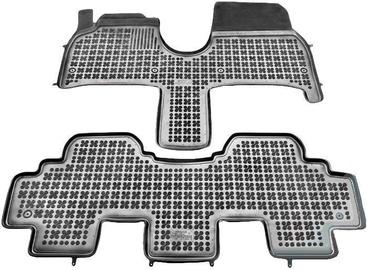 REZAW-PLAST Peugeot 807 2002 Rubber Floor Mats