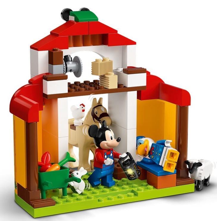 Конструктор LEGO Disney LEGO Disney Mickey Mouse & Donald Ducks Farm 10775, 118 шт.