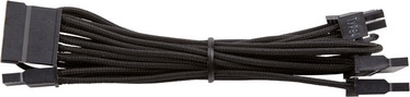 Corsair Premium Individually Sleeved SATA Cable Type 4 (Gen 3) Black