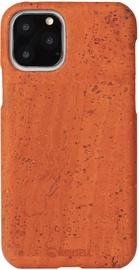 Krusell Birka Back Case For Apple iPhone 11 Pro Max Orange