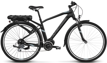 "Электрический велосипед Kross E-Trans Hybrid 2.0, 23"", 28″"