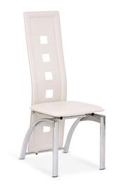 Svetainės kėdė K4, kreminė