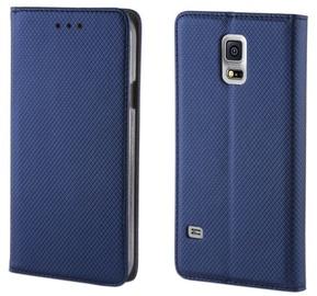 TakeMe Smart Magnetic Fix Book Case For Huawei Mate 20 Lite Dark Blue