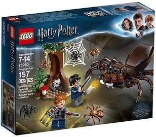 Konstruktorius LEGO Harry Potter Aragogs Lair 75950