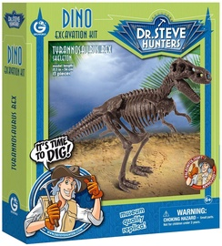 Geoworld Dino Excavation Kit Tyrannosaurus Rex Skeleton CL1663K