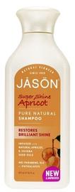 Jason Super Shine Apricot Shampoo 473ml