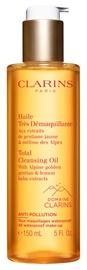 Жидкость для снятия макияжа Clarins Total Cleansing Oil 150ml