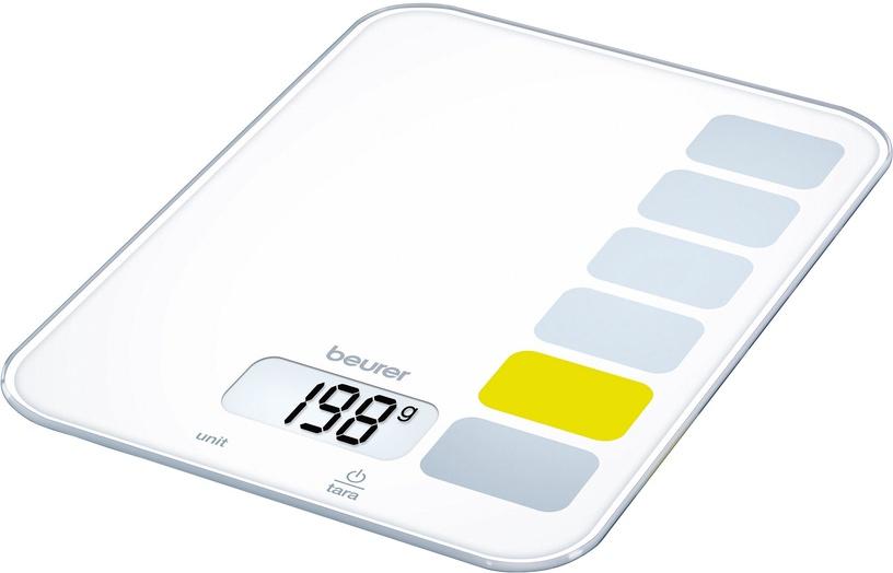 Elektrooniline köögikaal Beurer KS 19 Sequence, valge