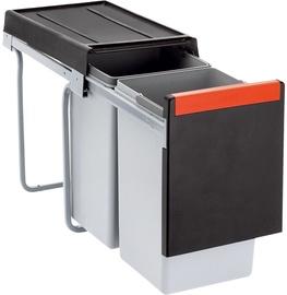 Atkritumu šķirošanas sistēma Franke, 15