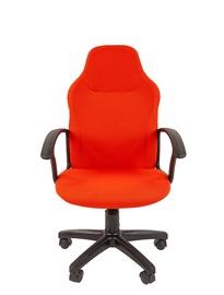 Офисный стул Chairman 269, красный