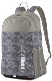 Puma Style Backpack 076703 08 Grey