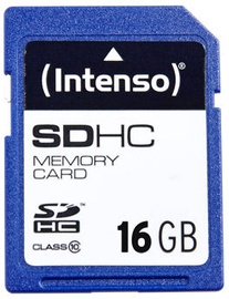 Intenso 16GB SDHC Class 10 3411470