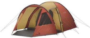 Telts Easy Camp Eclipse 500 120349, dzeltena/oranža