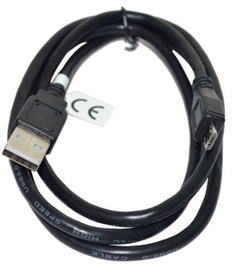 Vakoss Cable USB-micro to USB Black 1 m
