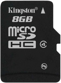 Kingston 8GB Micro SDHC Class 4