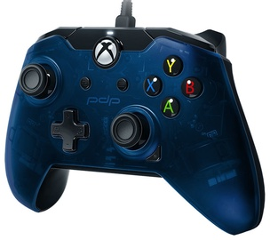Pdp Wired Controller Midnight Blue