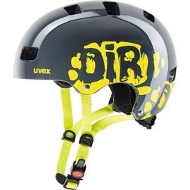 Šalmas Uvex Kid 3 Dirtbike 4148191117, geltonas/pilkas, 550 - 580 mm