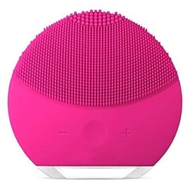 Forever Lina Mini Ultrasonic Facial Cleansing Brush Purple