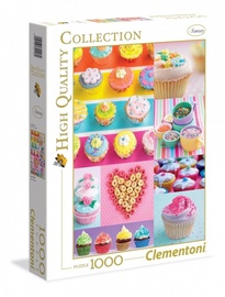 Puzle Clementoni High Quality Collection Sweet Donuts 39419, 1000 gab.