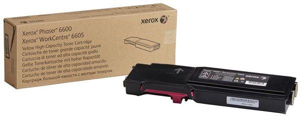 Lazerinio spausdintuvo kasetė Xerox 106R02234 Magenta