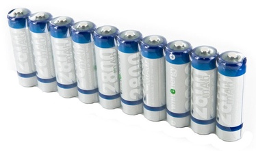 Whitenergy rechargeable battery 10 x AA 2800mAh