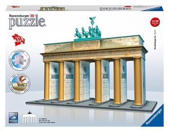 3D dėlionė Ravensburger Brandenburg Gate 12551, 324 dalių